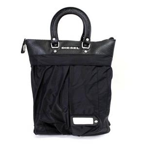 DIESEL(ディーゼル) トートバッグ ブラック 00XD64 PR520 T8013 2009新作 バッグ