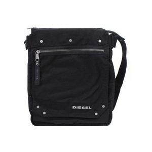 DIESEL(ディーゼル) ショルダーバッグ ブラック 00XG09-PR527-T8013 2009新作
