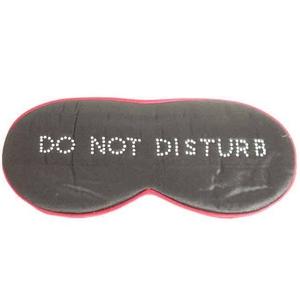 Mary Green(メアリーグリーン) DO NOT DISTURB シルク サテンスリーピングマスク