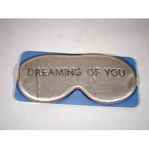 Mary Green(メアリーグリーン) DREAMING OF YOU シルク サテンスリーピングマスク