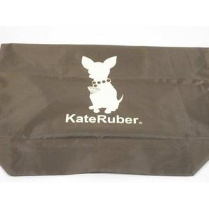 KateRuber(ケイトルーバー) エコバッグECO ブラウン