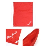 MARC BY MARC JACOBS(マークバイマークジェイコブス) Drawstring Bag ナップサック  レッド