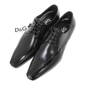 Dolce&Gabbana(ドルチェ&ガッバーナ) モードシューズ 40.0 DU0743-E7426-80999