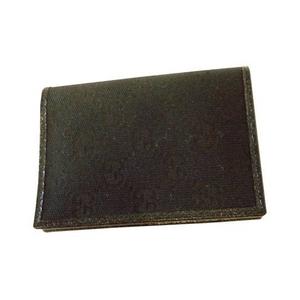 GUCCI(グッチ) 04009R-F40IR-1000GG柄 2つ折りカードケース
