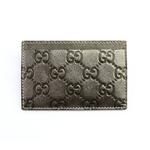 GUCCI(グッチ) 163233-A0A1G-1162 グッチッシマ GG柄 レアカラーカードケース 定期入れ