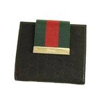 GUCCI(グッチ) 185931 F4F0G 1060 2つ折り財布