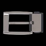 Dunhill(ダンヒル) レザーベルト BE-DUN-A0016HPC080A BKxBR/Silver