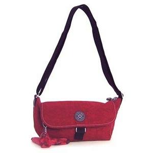 Kipling(キプリング) BASICK13217 FLICK S RED ショルダーバッグ