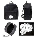 MARC BY MARC JACOBS(マークバイマークジェイコブス) Fist Backpack  BLACK