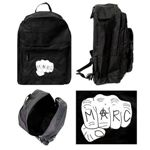 MARC BY MARC JACOBS(マークバイマークジェイコブス) Fist Backpack Large  BLACK(95324)