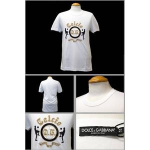 Dolce&Gabbana(ドルチェ&ガッバーナ) Tシャツ G8A02G-G7B56-W0800 46