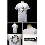 Dolce&Gabbana(ドルチェ&ガッバーナ) Tシャツ G8A08G-G7B95-W0800 50
