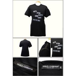 Dolce&Gabbana(ドルチェ&ガッバーナ) Tシャツ G8A40T-G7D04-N0000 48
