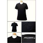Dolce&Gabbana(ドルチェ&ガッバーナ) Tシャツ G8A72T-G7C52-N0000 50