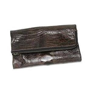 Nicola Ferri(ニコラフェリー) NEW NICOLAKOHMZZ02B casual wallet DBR 長札入れ財布