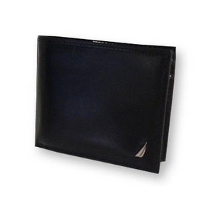 NAUTICA(ノーティカ) 6186-01 BK 2つ折り財布