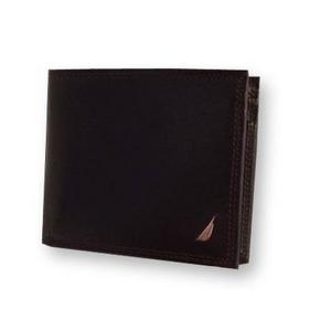 NAUTICA(ノーティカ) 6186-02 BR 2つ折り財布