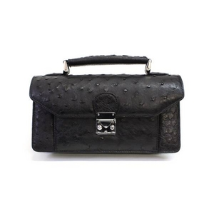 OSTRICH(オーストリッチ) ハンドバック 1511BA ブラック