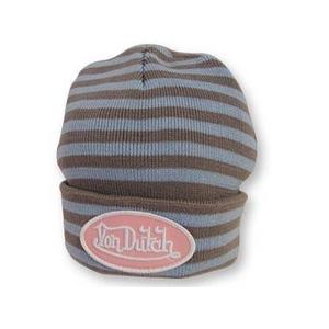 Von Dutch(ヴォンダッチ) VD6101 SAX ニットキャップ