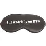 Mary Green(メアリーグリーン) I'll watch it on DVD シルク サテンスリーピングマスク