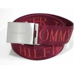 TOMMY HILFIGER(トミーヒルフィガー) ベルト 08-4276 ワインレッド フリーサイズ 2009新作