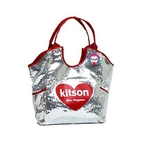 KITSON(キットソン) スパンコール トートバッグ SEQUIN TOTE 3607 SILVER HEART(シルバーハート) 2009新作
