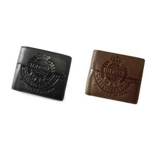 DIESEL(ディーゼル) 二つ折り財布 00XG59-PR507 ブラック