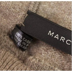 MARC BY MARC JACOBS(マークバイマークジェイコブス) カシミヤ100% ニット帽 66257