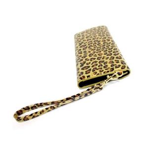 MARC BY MARC JACOBS(マークバイマークジェイコブス) Leopard Punk Wallet 長財布 97007