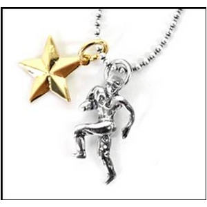 MARC BY MARC JACOBS(マークバイマークジェイコブス) Charm Necklace ネックレス バリエーション All Star 96864