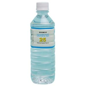 DDWATER 25(25ppm) 500ml×24本