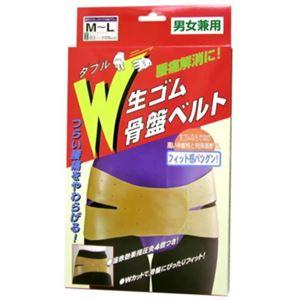 コジット W生ゴム骨盤ベルトM-L