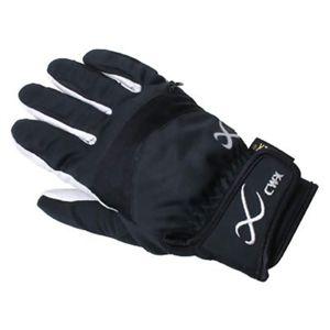 CW-X アクセサリー バイクグローブGORE-TEX入りウインター手袋 HYO027 黒 S