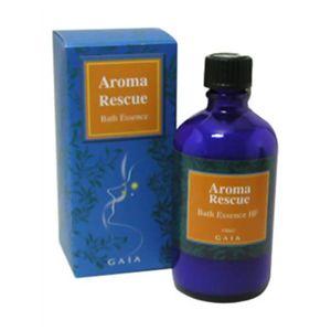 Aroma Rescue(アロマレスキュー) バスエッセンス ティートリーHF 100ml