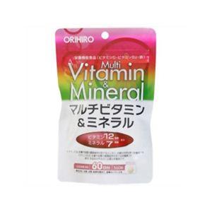 オリヒロ マルチビタミン&ミネラル 360粒