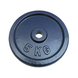 リクリェーションバーベル用オプションプレート 5.0kg