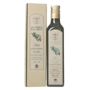 有機栽培 オリーブ油 500ml