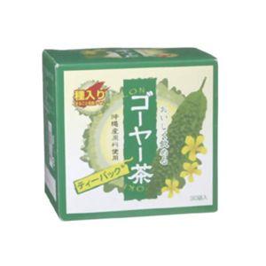 おいしく飲めるゴーヤ茶(種入り)