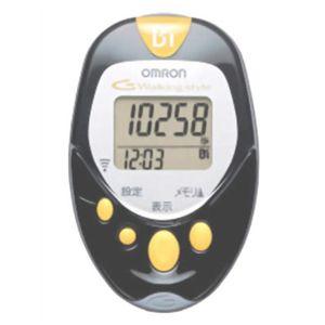 オムロン 歩数計 ウォーキングスタイル HJ-710IT