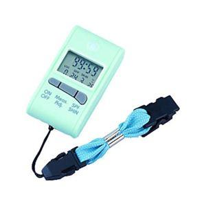 山佐 紫外線チエッカー マイドクター UV-380-BL(スカイブルー)