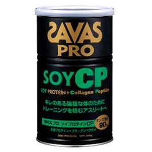 ザバスプロ(SAVAS PRO) ソイプロテイン CP 340g