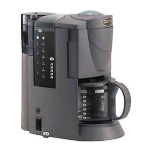 象印 コーヒーメーカー(ミルつき) EC-VJ60-TD(ハーブブラウン)