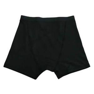 グイッと男子インナー パンツ1分丈 SY225 ブラック L