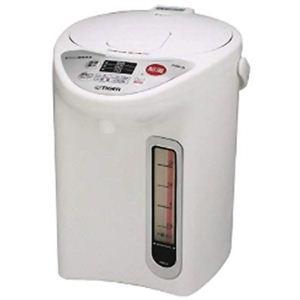 タイガー マイコン電動ポット(2.2L) PDK-G220-WU(アーバンホワイト)