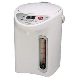タイガー マイコン電動ポット(3.0L) PDK-G300-WU(アーバンホワイト)