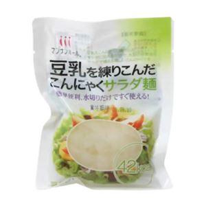 豆乳を練りこんだこんにゃくサラダ麺 10食セット