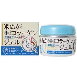 日本盛 米ぬか美人 保湿ジェルクリーム 70g