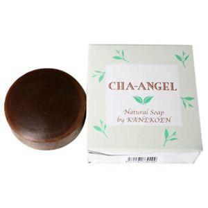 べにふうき緑茶石鹸 CHA-ANGEL 100g