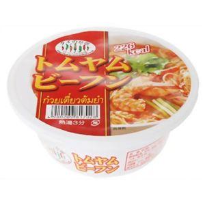 【ケース販売】タイの台所 カップトムヤムビーフン 64g*12個