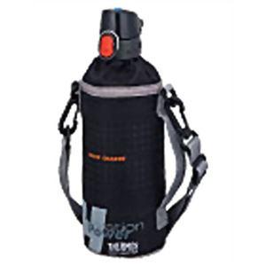 サーモス ペットボトルキャップ&クーラー(500mlペットボトル用) ブラック RCT-PC BK